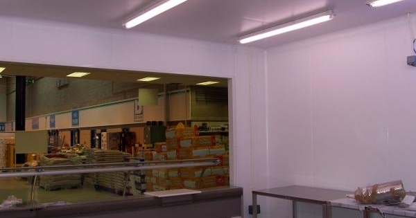 New Butchery Area installed Plymouth Cash and Carry 3