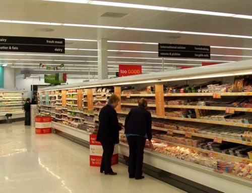 Retail Refrigeration Refit